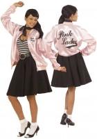 Roséfarbene Jacke Pink Ladies Für Damen