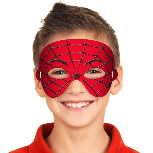 Masque pour enfants héroïque Spike