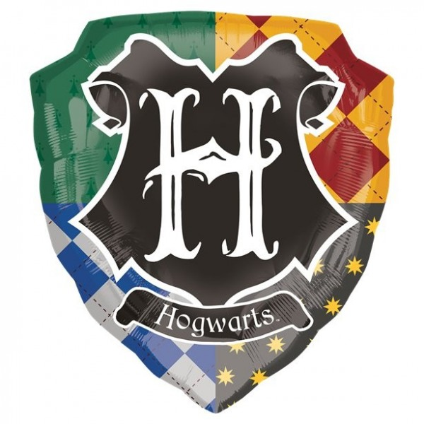 Harry Potter Hogwarts Wappen Folienballon 69cm