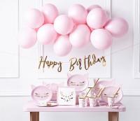 Katze Kiki Partyset 55-teilig