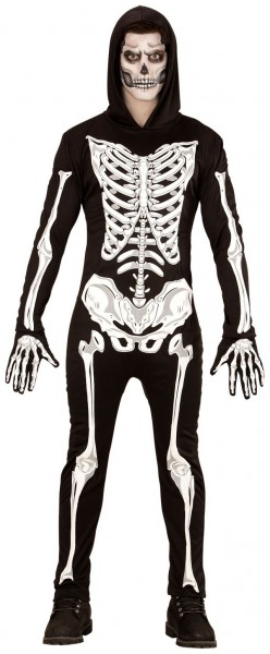 Luminous Skeleton Martin Costume