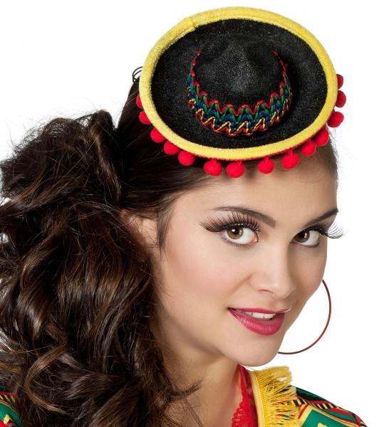 Fiesta Mexicana Mini Sombrero