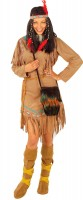 Braune Indianer Boots