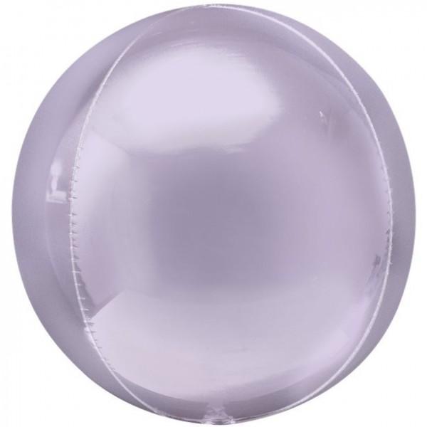 Orbz Folienballon Pastelllila 41cm