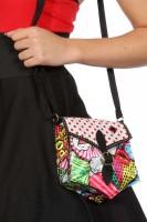 Modern Art Handtasche