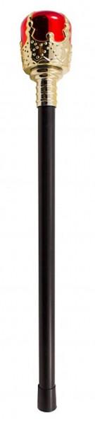 Königszepter rote Perle 43cm