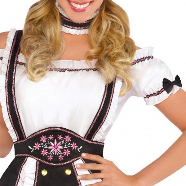 Mooi Tiroler dameskostuum