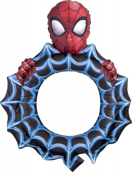 Spider Man photo frame balloon
