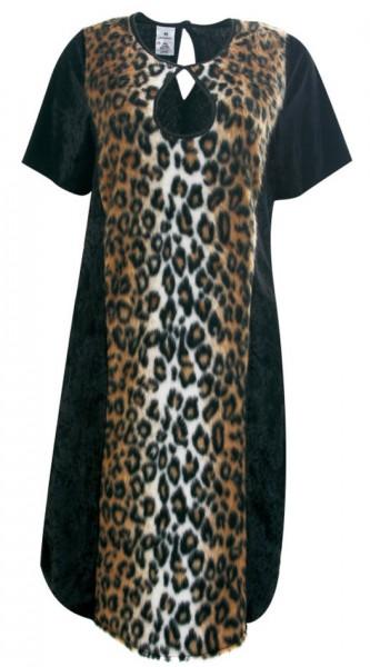Animalisches Wildkatzen Damen Kleid