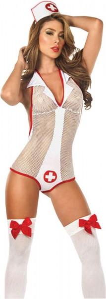 Kostium seksownej pielęgniarki