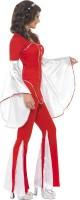 Super Trooper Kostüm für Damen Rot