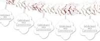Girlande Gefeliciteerd Communie 4m