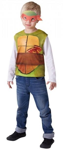 TMNT Michelangelo Shirt für Jungen