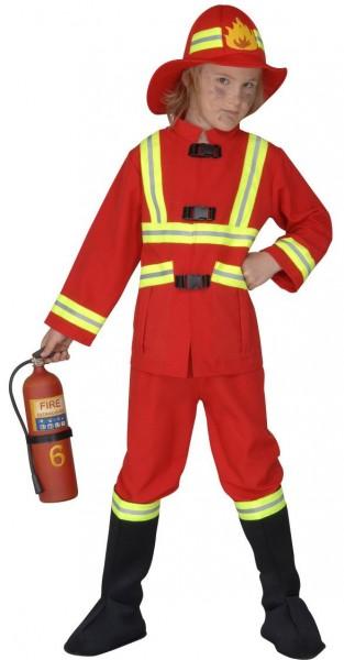 Brandweerman Diego kostuum voor jongens