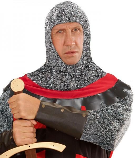 Eduard der Unbesiegbare Ritter Haube