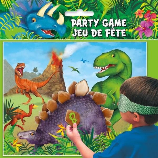 Dino Abenteuer Partyspiel