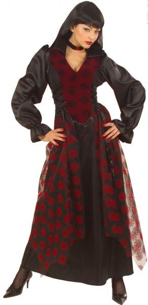 Viktorianisches Lady Vampir Kostüm