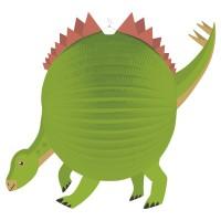 Happy Dinosaur Laterne 25cm