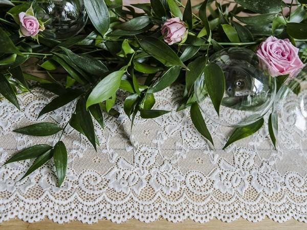 Spitzenläufer White Rose 9m 1