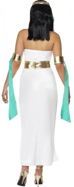 Egyptische koningin Cleopatrizia dames kostuum
