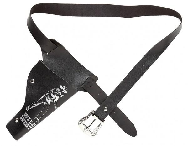 Wild West Cowboy pistol belt for children
