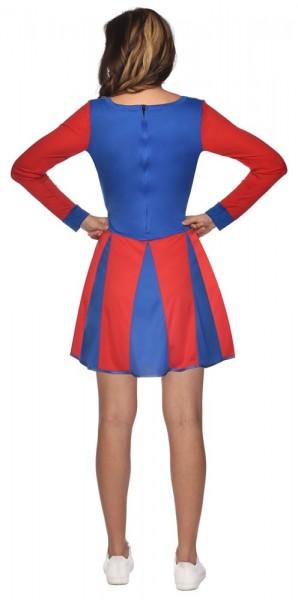 Cheerleader Penny Damenkostüm
