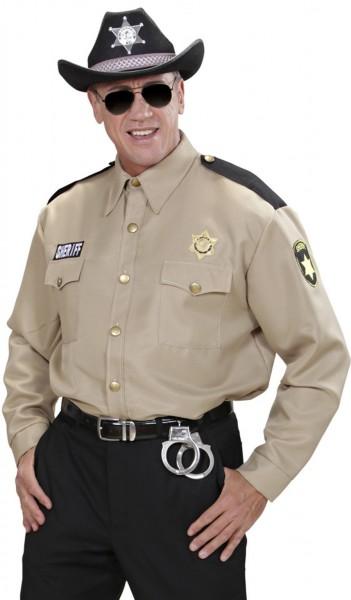 Officer Rocko Sheriiff Hemd