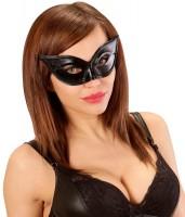 Masque pour les yeux de chats mystérieux