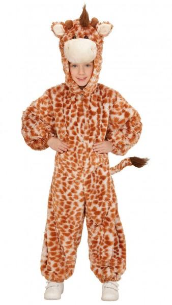 Giraffen Kinder Plüschkostüm
