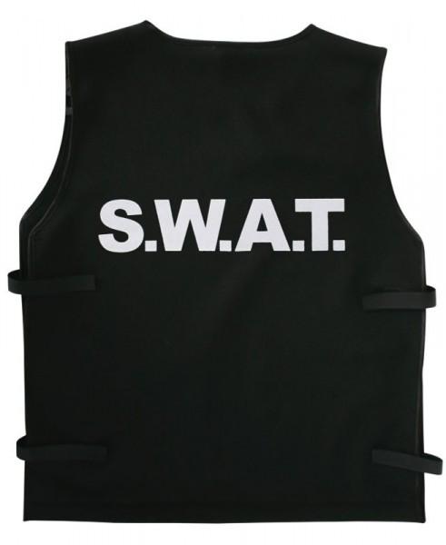S.W.A.T. Agent Weste Für Herren Deluxe