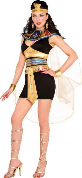 Ägyptische Schönheit Manya Damenkostüm