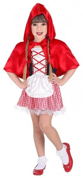 Kleines Rotkäppchen Kostüm für Kinder