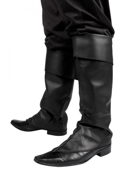 Sir Robin Stiefelüberzieher schwarz