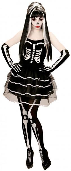 Costume da scheletro Hanna