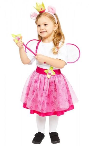 Peppa Pig Sprookjesprinses Kinderkostuum