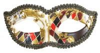 Barocke Augenmaske Venezia