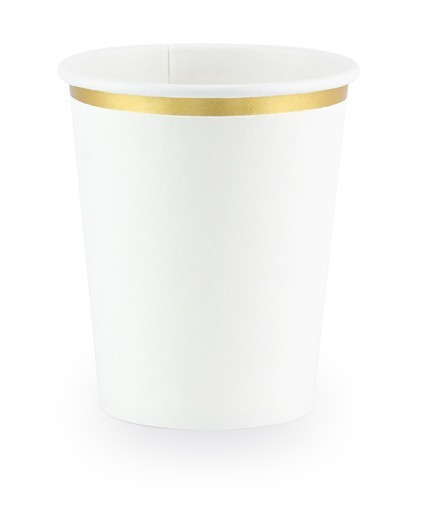 6 Heaven Blessed paper cups 260ml