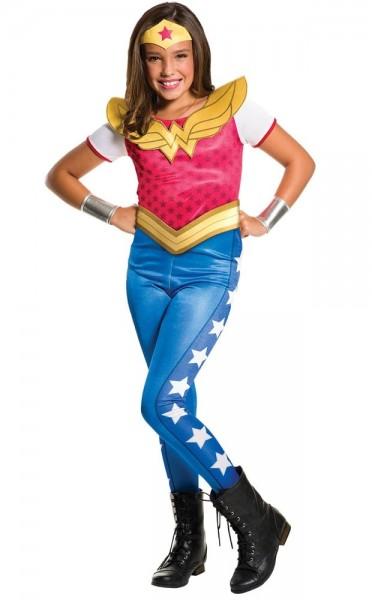 DC Wonder Woman Kostüm Für Mädchen