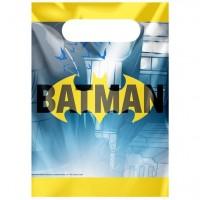 8 Batman Geschenktüten 22cm