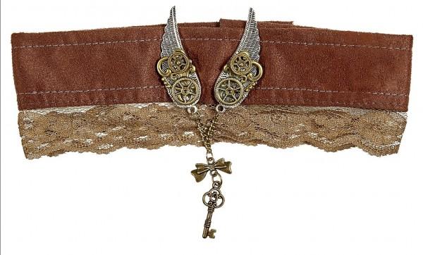 Collar Steampunk Gwendolyn