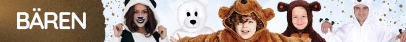 Bären Kostüme & Zubehör