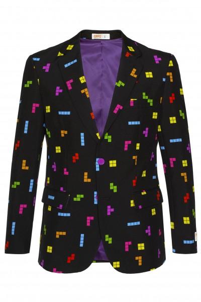 OppoSuits Partyanzug Tetris