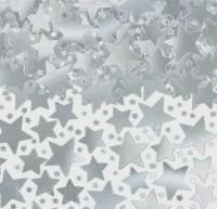 Konfetti Sterne aus Folie