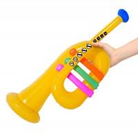 Aufblasbare Trompete 60cm