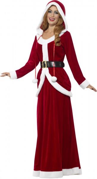Christmas Lady Damenkostüm