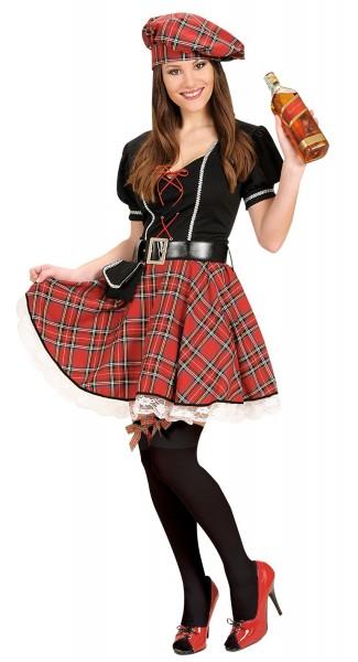 Costume femme écossaise Fleet