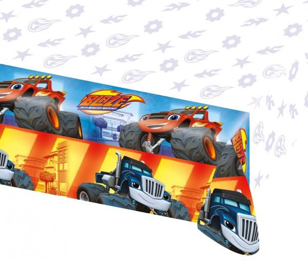 Blaze Und Die Monster Maschinen Tischdecke 120x180cm