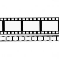 Filmstreifen Absperrband 15,2m