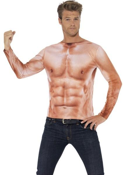 Muscle optics T-shirt Marius