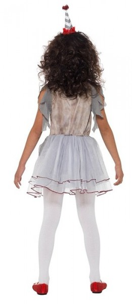 Shabby Chic Mädchen Clownskostüm